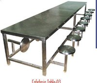 Cafeteria Long Table