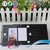 Inkjet PVC Card Printing Tray for Epson Inkjet Printers R290, R330, R380, R390, Artisan50