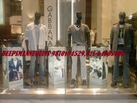 Standing Male Glossy Mannequin