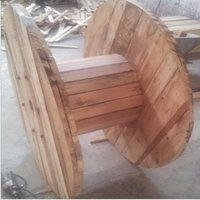 Wooden Drum For Cable