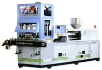 GC LV Huan-Injection and Blowing Machine For Moulding Plastic Bottles (EIB28)