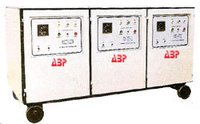 Servo Voltage Stabilizer 3 KVA to 300 KVA (Three Phase)