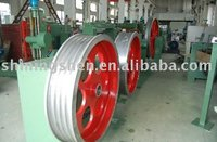 Wheel Type Capstan