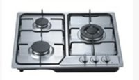 Three Burners Built-In Gas Cooker Series