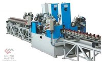 Hard Chrome Bar Superfinishing Machine
