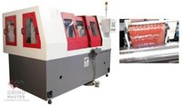 Rotogravure Cylinder Superfinishing Machine