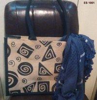 Eco Friendly Jute Shoulder Bag