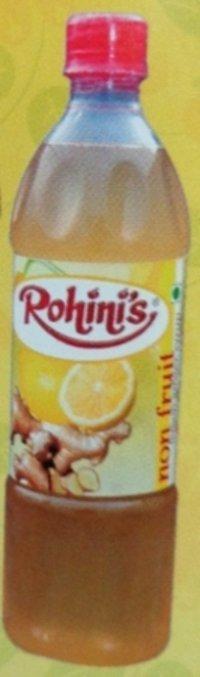 Rohini'S Lemon Ginger Syrup