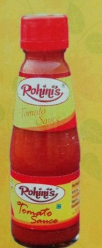 Rohini'S Tomato Souce (200 Gm. Glass Bottle)
