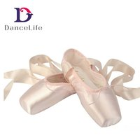 S5114 2014 Satin Sansha Ballet Flats Ballet Point Shoes