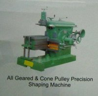 All Geared Cone Pulley Precision Shaping Machine