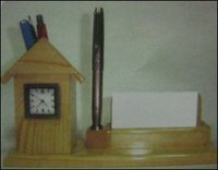 Wooden Attractive Clock