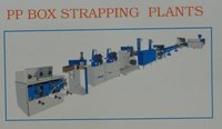 Pp Box Strapping Plants