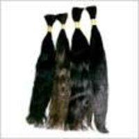 single drawn remy bulk human hair