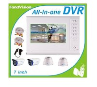 Mini H.264 Free Software CCTV DVR With 720P HD Camera DVR