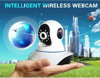 AI Ball-MNI Wireless Network Phone Monitor CCTV LP Wifi Spy Camera
