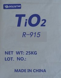 R915 Rutile Titanium Dioxide (Special for Paint and Coating)