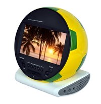 VC758A 7 Inch LCD Color TV in Analog System