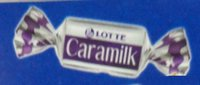 Caramilk Eclairs Candy