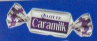 Caramilk Eclairs Candy