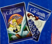 Caramilk Candy Pouch