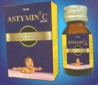 Astymin Essential Amino Acids And Vitamin C Drops