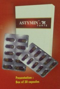 Astymin - M Forte Essential Amino Acids, Multi Vitamin And Mineral Capsule