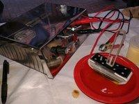 Electrochemical Metal Etching Machine