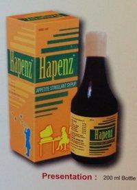 Hapenz Appetite Stimulant Syrup