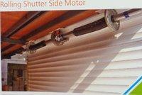 Rolling Shutter Side Motor