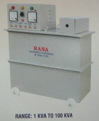 Automatic Voltage Stabilizer (Dimmer Type)