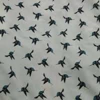 Crape Printed Fabric