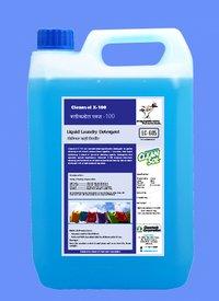 Liquid Laundry Detergent (Cleansol X 100)
