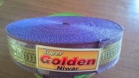 2 Inch Super Golden Brand Plastic Niwar