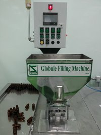 Homeopathic Medicine Filling Machine -Automatic