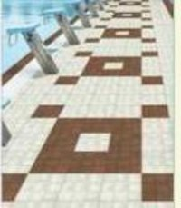 Stylish Parking Tiles