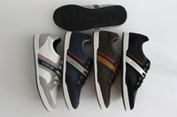 Men Flat Canvas Casual Shoes