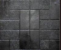 Black Parking Tiles
