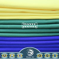 Polyester Cotton Coverall Twill Fabric