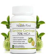 Health First Garcinia Cambogia Food Supplement