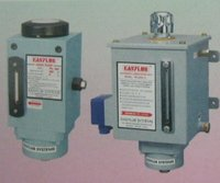 Pneumatic And Hydraulic Operated Lubrication Pump