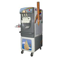Soft Ice Cream Making Machine