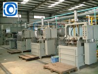 Industrial Reciprocating Egg Tray Machine