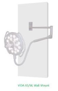 Wall Mount LED Examination Light (VIDA X5/W)