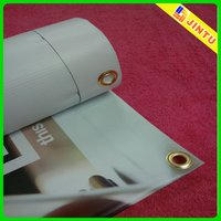 Eco Solvent PVC Film Banner With Grommets For Outdoor