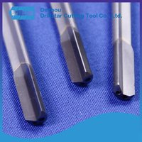 Carbide Tip Deep Hole Drilling Tool