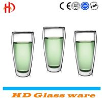 Heat Resistant Borosilicate Glass Cups