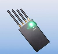 4 Band 2W Portable WiFi, Cell Phone Signal Blocker