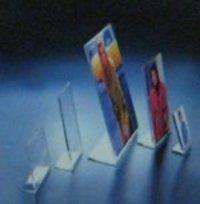Slant Acrylic Stand