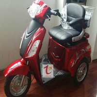 CCC Certificated Three Wheel Electric Tricycle
